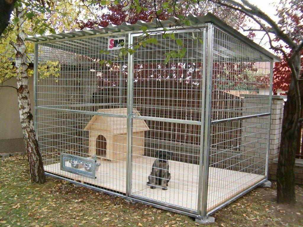 kutyakennel börtön vagy lakosztály?