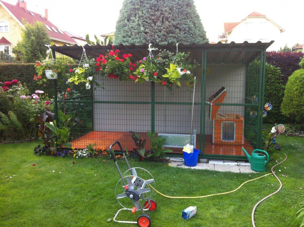 kutyakennel kertbe