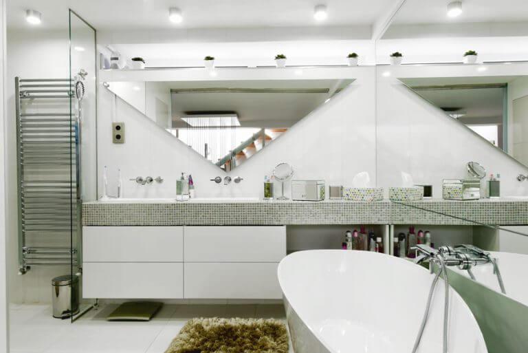 Egy ház második élete - fürdőszoba 2