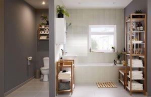 elegánsabb fürdőszoba 5 tipp