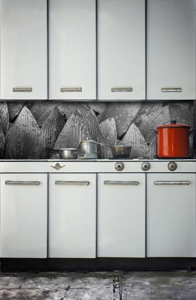 vízálló tapéta konyhába