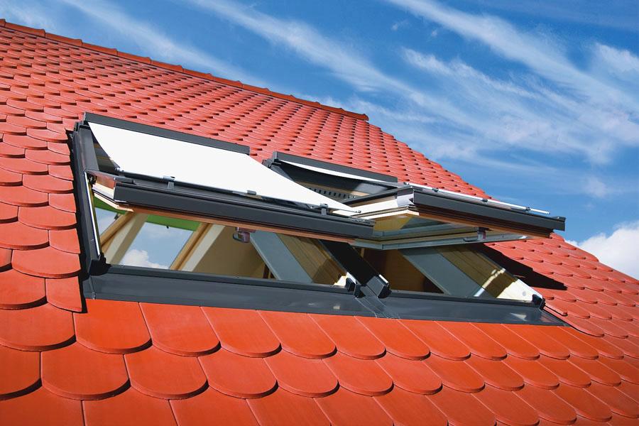 tetőtéri ablak csere