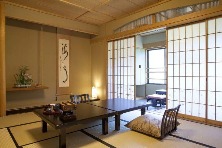 minimál japán interior