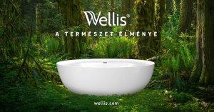 wellis új fürdőszoba kollekció 2021