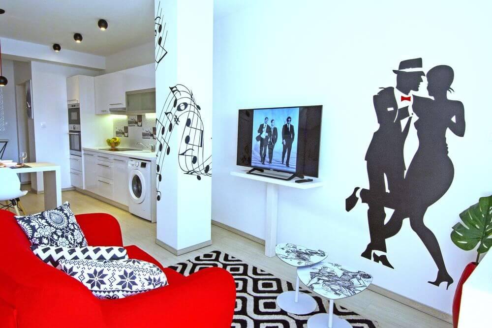 mini apartman Budapest