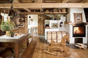 falusi faház